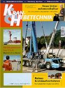 Windkraftanlagen von HTSKran- und Hebetechnik 10-2003