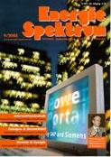 sicher montierenEnergie Spektrum 9-2003