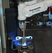 welding robot 2005