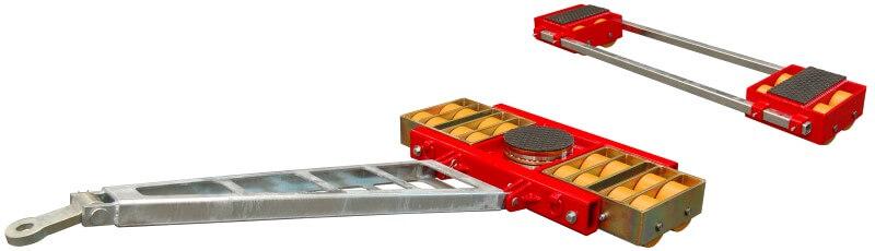 Machine Moving Skate BIG44L and BIG44S Set