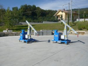 GB500 Mini Crane