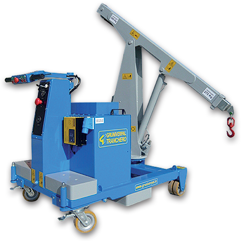GB Series Mini Crane