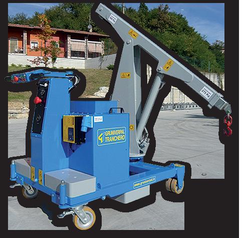 GB-Series Mini Crane