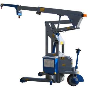 GIA-Series Mini Cranes