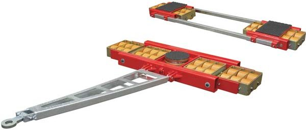 Machine Moving Skate iX48L and iX48S Set