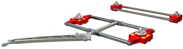 Machine Moving Skate ICX16D / ICX16S Set