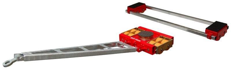 Machine Moving Skate iX16L and iX16S Set
