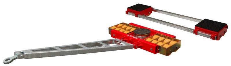 Machine Moving Skate iX32L and iX32S Set