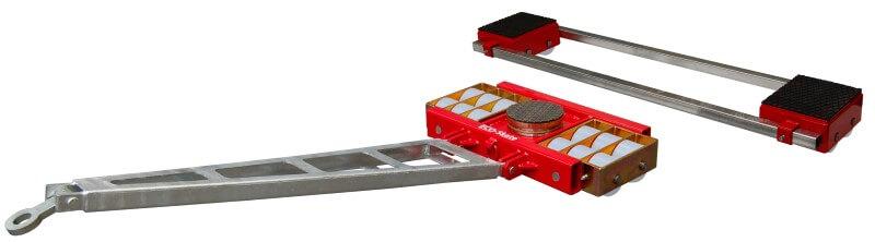 Machine Moving Skate iXN30L and iXN30S Set