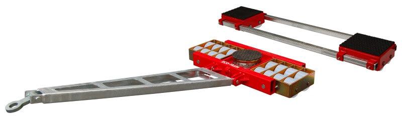 Machine Moving Skate iXN40L and iXN40S Set