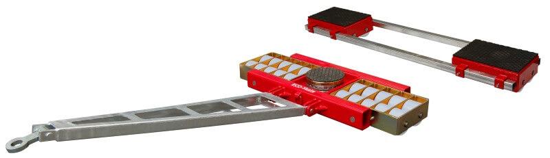 Machine Moving Skate iXN50L and iXN50S Set