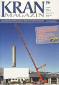 Kran Magazin 70 03-2010 Titel
